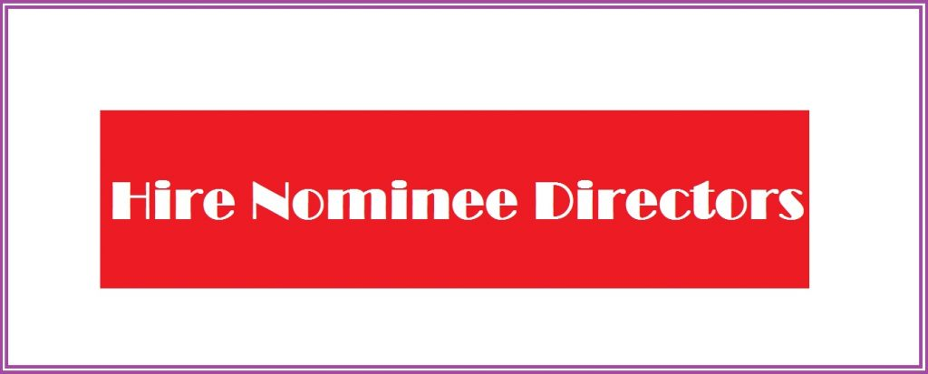 Hire nominee director for company in Malaysia