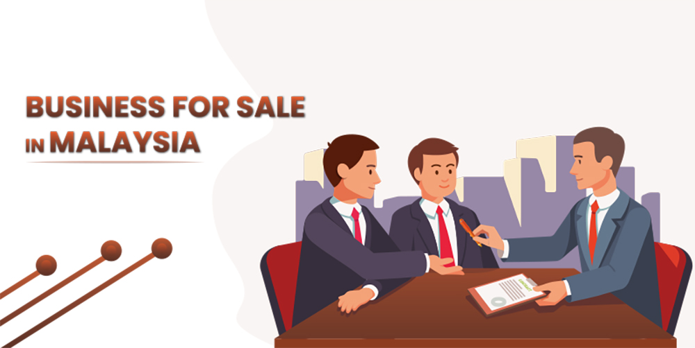 Business for sale in Malaysia