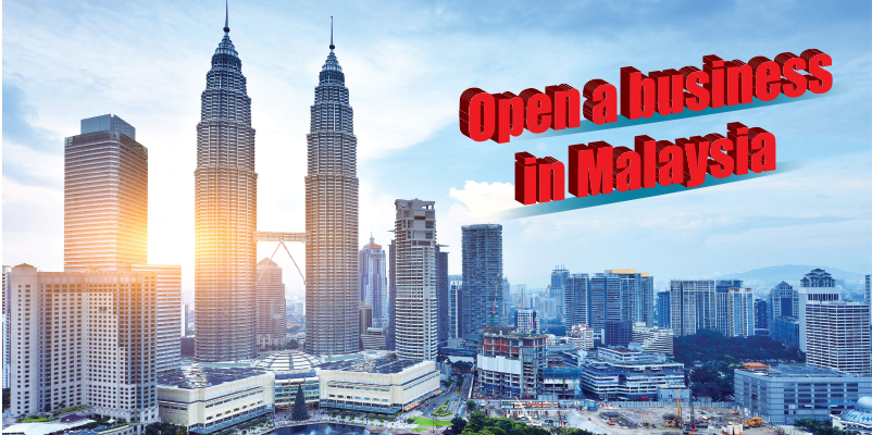 Open a business in Malaysia