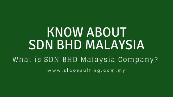 Sdn Bhd Company