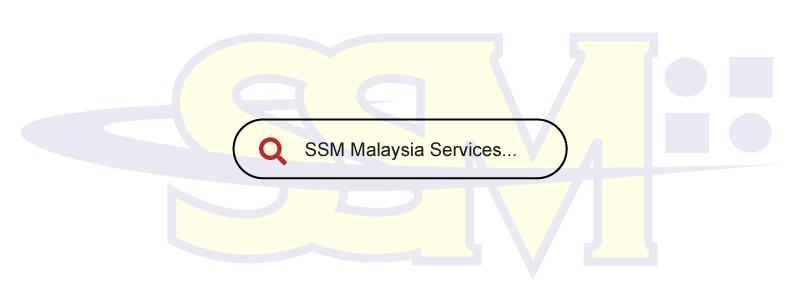 SSM, Suruhanjaya Syarikat Malaysia