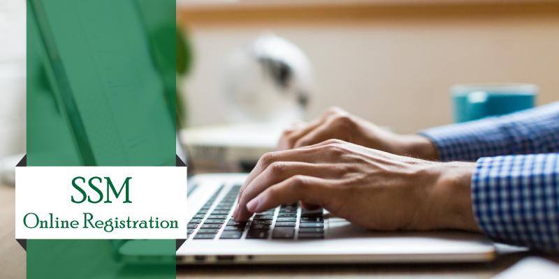 SSM Online Registration