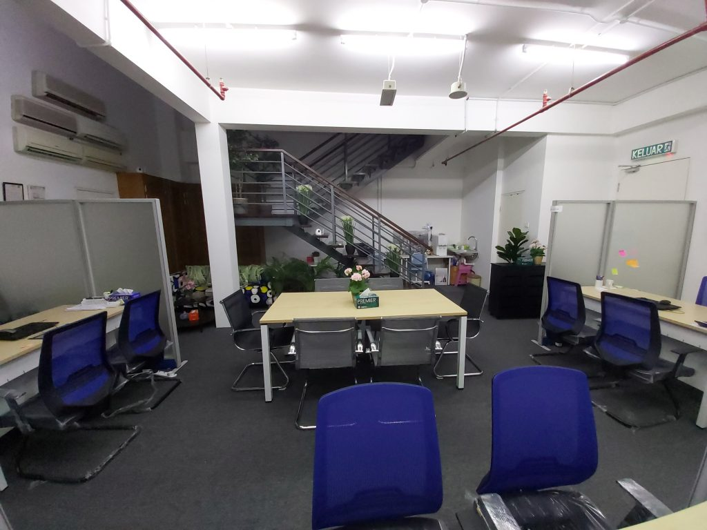 Ready office desk rent in Malaysia, Petaling Jaya