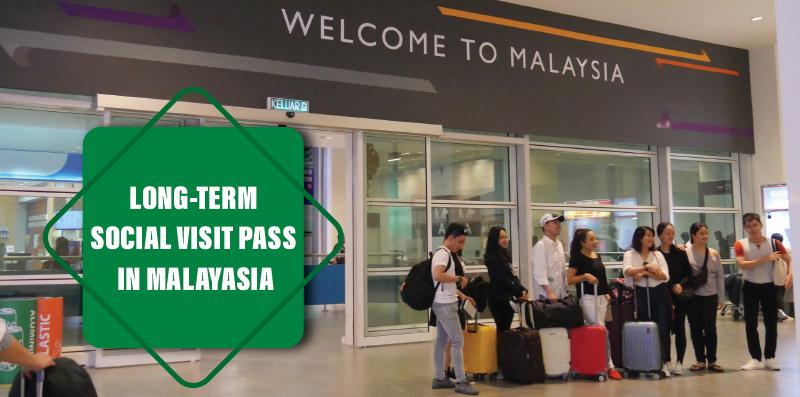 Long term social visit pass in Malaysia