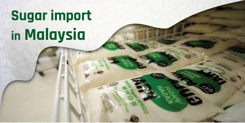 Sugar import in Malaysia