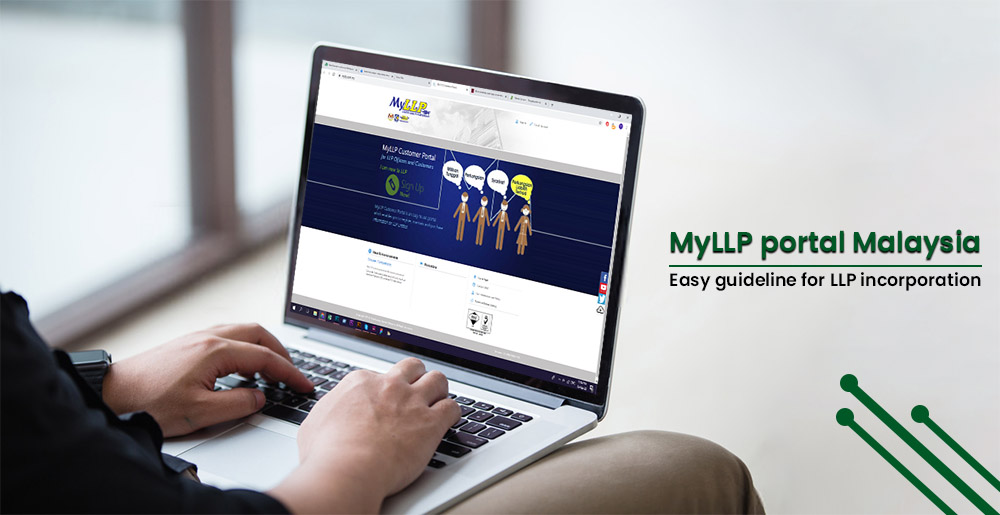 MyLLP portal Malaysia - Easy guideline for LLP incorporation