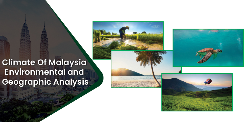 The climate of Malaysia - Environmental and geographic analysis